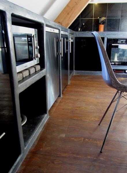 cuisine biarritz karea creation. Black Bedroom Furniture Sets. Home Design Ideas