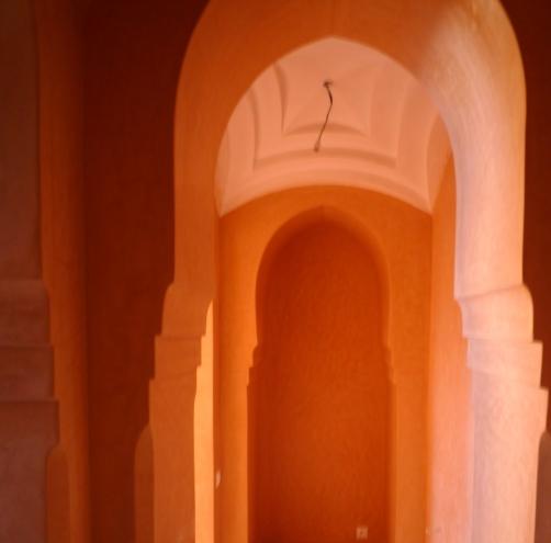 Riad marrakech palmeraie maroc karea creation - Bassin baignade biologique bordeaux ...
