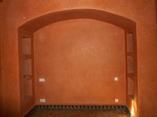 Tadelakt Putz Dusche : Venetian Plaster
