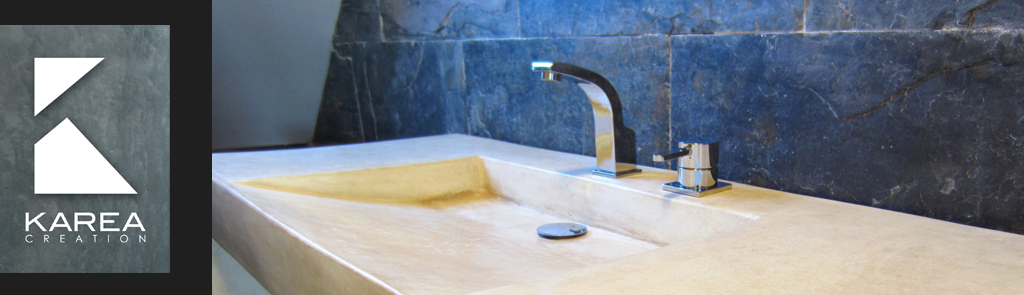 Tadelakt Salle De Bains Suisse : Salle de bain suisse karea creation
